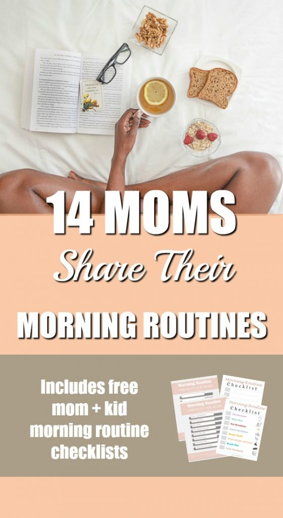 14 Moms Share Their Morning Routines